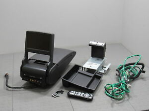 05 07 Charger Magnum 300 Rear Seat Console Dvd Video Screen Player System Oem F