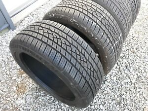 Four 215 45r17 Continental Controlcontact Sport A S 215 45 17 8 32