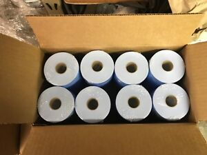 Blue Labels For Monarch 1131 Price Gun 8 Sleeves 64 Rolls Made In Usa