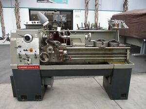 Clausing Colchester Vs 13 Lathe W Accessories