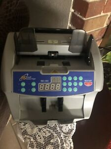 Rs Royal Sovereign Rbc 1003 Money Bill Counter Machine