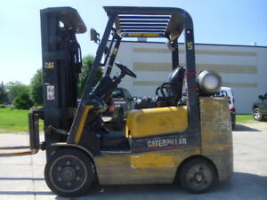 Used Cushion Forklift 2001 Cat Gc25k 5000