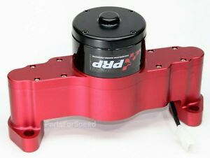 Prp 6175 Big Block Chevy Electric Water Pump Bbc Red 50 Gpm Made In The Usa