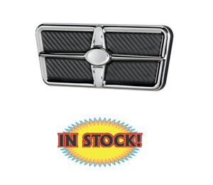 Billet Specialties 199472 Universal Profile Style Brake Pedal Polished
