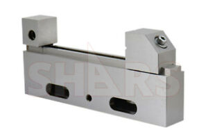 Shars 8 Stainless Steel Wire Cut Vise Hardened Milling 0002 New L