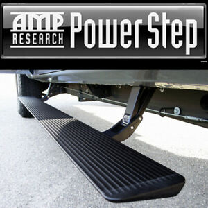 02 06 Chevy Gmc Suv Amp Research Power Retracting Side Steps Running Boards