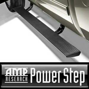 07 13 Chevy Silverado 1500 Amp Powersteps Retracting Side Steps Running Boards