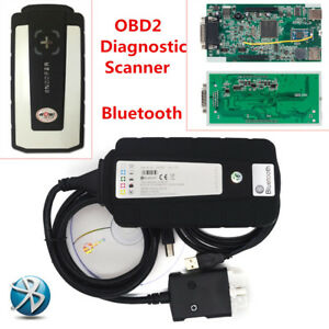 Cdp Windows 7 Xp System Auto Obd2 Car Truck Scanner Diagnostic Tool For Autocom