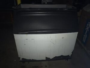 Manitowoc 1000 Lb Ice Bin Model B970 All Stainless