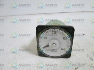 Eil Panel Meter 0 400amp 103131lssc Used