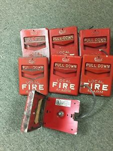 Couch Fire Alarm Pull Stations