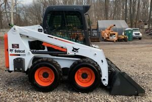 2017 Bobcat S450 With Only 97 Hours 2488