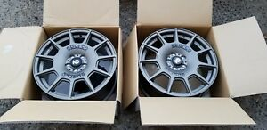 New Sparco Terra Wheels 7 5x17 10x5 For Honda Subaru Others