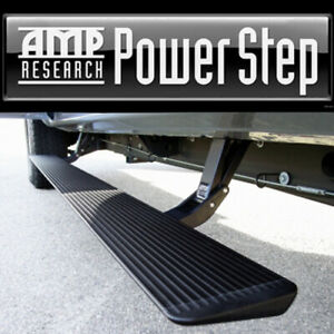99 06 Chevy Silverado Amp Powersteps Retracting Side Step Running Board Nerf Bar
