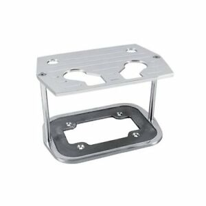 Summit Racing Battery Hold down Aluminum Polished Optima 34 7 Or 34 Series Each