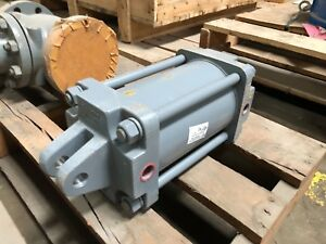 United Conveyor 4401 75 6 Bore X 6 3 8 Stroke Pneumatic Air Cylinder