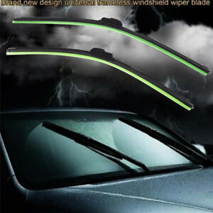 22 Inch Car Windscreen Wipers Windshield Wiper Blades U Type Universal U Hookxs