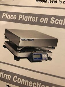Mettler Toledo Ps60 Usb Shipping Parcel Scale 150lb X 0 05lb Brand New