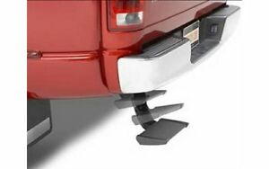 Bestop Truck Steps Aluminum Black Powdercoated 12 50 In Length Chevy Gmc Kit