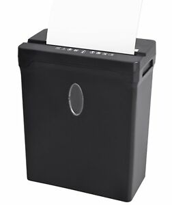 Sentinel Fx101b 10 sheet High Security Cross cut Paper credit Card Shredder