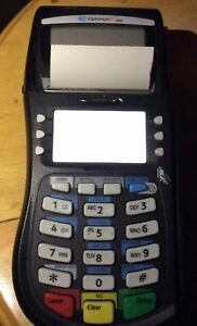 Hypercom optimum m4230 wireless Credit Card Terminal