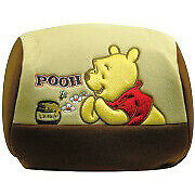 Winnie The Pooh Doll Toys Car Accessories Head Rest Cover Seat Cover X 2 Pair