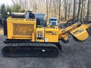 Carlton 8124trx With Only 468 Original Hours 2493