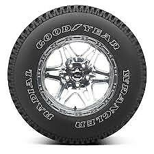 4 New 235 75r15 Goodyear Wrangler Radial All Terrain Owl 235 75 15