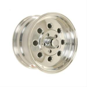 Ultra Wheel 531 Nitro 15x8 5x4 1 2 Alum 1 Piece Polished Pair Wheels 531 5866p