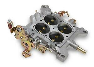 Holley Replacement Throttle Base Plate 112 9