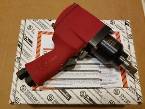Chicago Pneumatic Cp6041 Habab 1 2 Inch Pneumatic 6 500 Rpm Impact Wrench