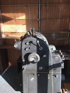 Ab Dick 360 Printing Press Not Sure If It Works Plug Was Cut Off make Offer