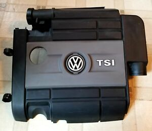 2012 2013 Volkswagen Golf R 2 0 Engine Cover Air Cleaner Assembly Vw