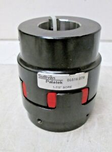 Sullivan Palatek Oem Drive Coupling W Insert 1 7 8 To 1 5 8 Bore 08516 560