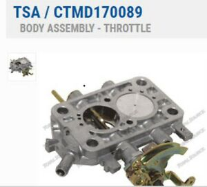 Forklift Parts Body Assembly Throttle