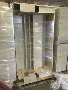 Fume Hood top Box Air Flow Plenum 6 x19 x18