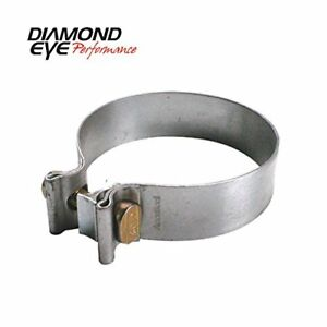 Diamond Eye Manufacturing Bc225a Band Clamps