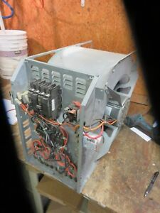 Rheem Air Handler Blower Assembly Complete With Heat And Controls