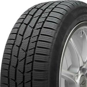 1 New 235 40r18xl Continental Contiwintercontact Ts830p Tire 95 V Snow Tire