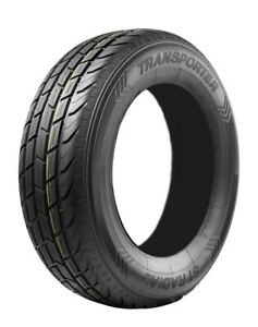 2 New Transporter St Radial St205 75r15 107m D 8 Ply Trailer Tires