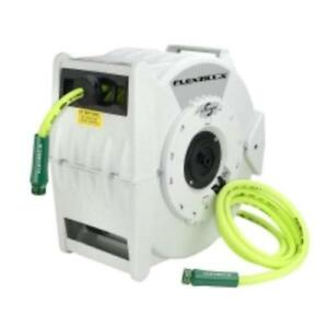 Legacy Manufacturing L8340fz Flexzilla Retractable Water Hose Reel 1 2 In X 70