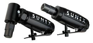 Sunex Sx300 Mini Right Angle And Straight Die Grinder Combo