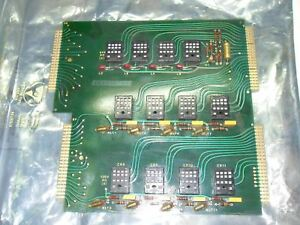 x8 6 1 Robicon 463666 00 Relay Board