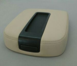 2007 2014 Gmc Yukon Chevy Tahoe Tan Oem Center Console Lid Replacement Cover