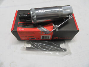 Ingersoll Rand 308a Straight Die Grinder 25 000rpm 1 4 New Old Stock
