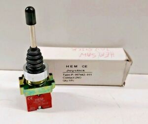 New In Box Hemsaw Joystick Switch P 007442 011