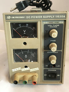 Bk Precision Dc Power Supply 1630a ref 009