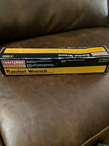 Craftsman Pro Series 3 8 Inch Drive Pneumatic Ratchet Wrench 19934 Free Shipping