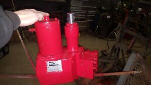 Western Snow Plow Pump