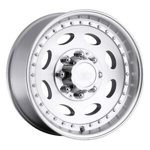 Vision Wheel 81 19 5x7 5 8x170mm Alum 1 Piece Silver Gloss Each Wheel 81b 9770m0